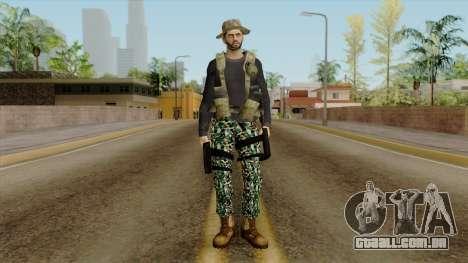 Autodefensa v2 para GTA San Andreas segunda tela
