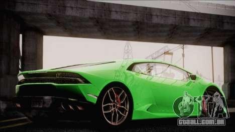 TASTY ENBSeries 0.248 para GTA San Andreas terceira tela