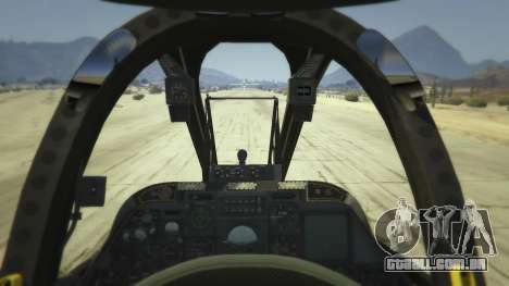 GTA 5 A-10A Thunderbolt II 1.1 segundo screenshot