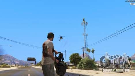 GTA 5 Insane Overpowered Weapons mod 2.0 quarto screenshot