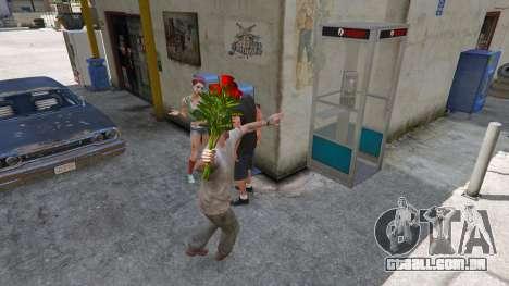GTA 5 Um buquê de flores terceiro screenshot
