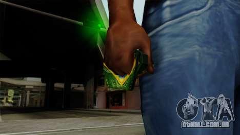 Brasileiro Thermal Goggles v2 para GTA San Andreas terceira tela