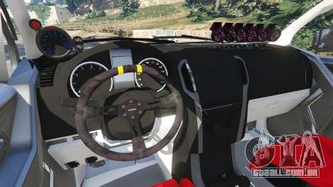 Isuzu D-Max para GTA 5