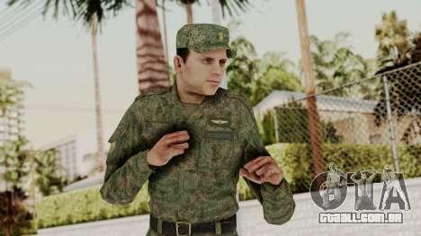 Aviador da força aérea para GTA San Andreas