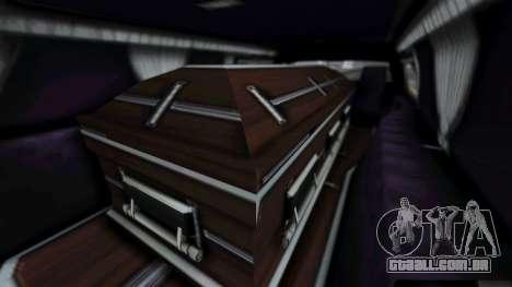 GTA 5 Albany Romero IVF para GTA San Andreas vista direita