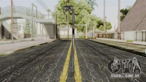 Tubo para GTA San Andreas segunda tela