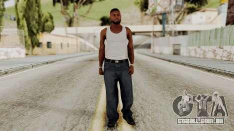 GTA 5 Family Member 3 para GTA San Andreas segunda tela