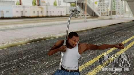Tubo para GTA San Andreas terceira tela