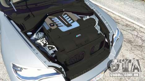 GTA 5 BMW X5 M (E70) 2013 v1.01 vista lateral direita
