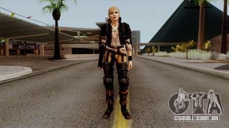 Ves from Witcher 2 para GTA San Andreas segunda tela