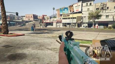 GTA 5 Rifle de assalto Anime terceiro screenshot