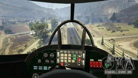 GTA 5 Mi 24 décimo imagem de tela