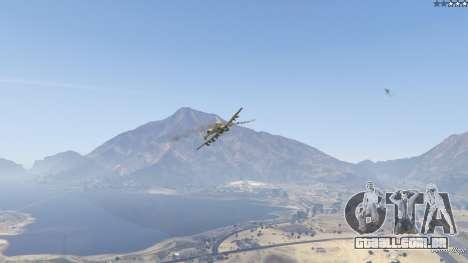 GTA 5 A-10A Thunderbolt II 1.1 décimo imagem de tela