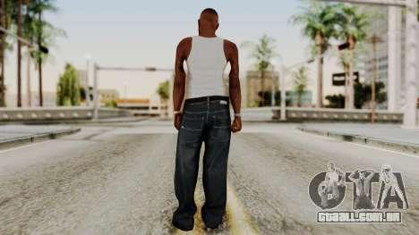 GTA 5 Family Member 3 para GTA San Andreas terceira tela