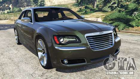 Chrysler 300C 2012 [Beta] para GTA 5