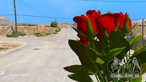 GTA 5 Um buquê de flores segundo screenshot