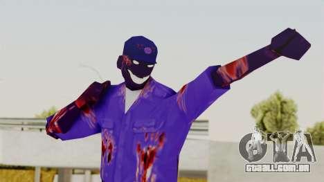 FNAF Purple Guy para GTA San Andreas