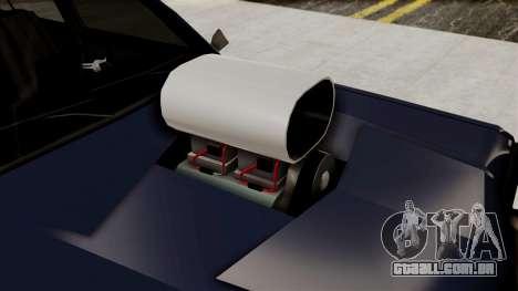 New Regina Extreme para GTA San Andreas vista direita