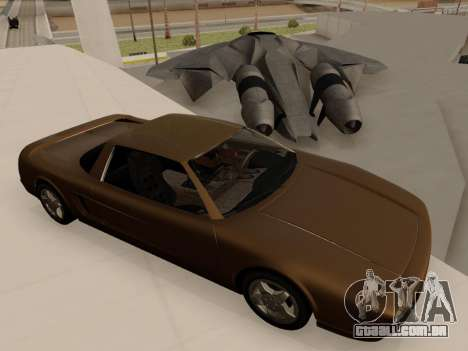 Infernus PFR v1.0 final para GTA San Andreas vista direita