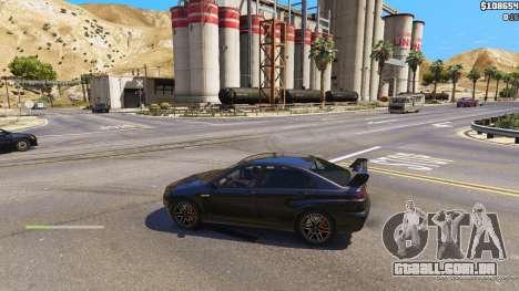 Sobreaquecimento do motor para GTA 5