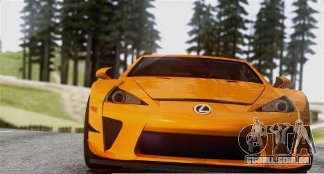 Masayume ENB V1 para GTA San Andreas