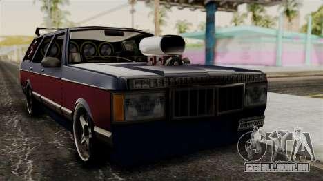 New Regina Extreme para GTA San Andreas