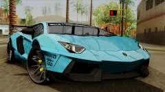 Lamborghini Aventador LB Performance para GTA San Andreas