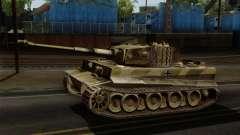 Panzerkampfwagen VI Ausf. E Tiger No Interior