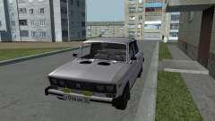 VAZ 2106 limousine para GTA San Andreas