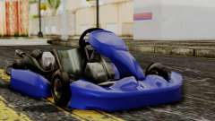 Crash Team Racing Kart para GTA San Andreas