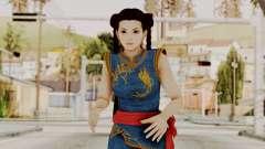 DOA 5 Pai Chan para GTA San Andreas