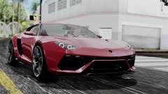 Lamborghini Asterion 2015 Concept
