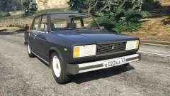 O VAZ-2105 para GTA 5