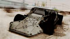 Camo Flip Car para GTA San Andreas