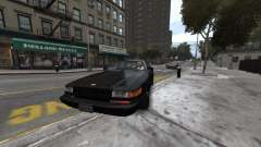 Prototype Crown 1997 Civilian para GTA 4