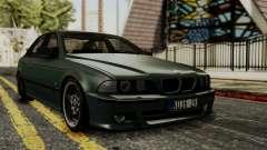 BMW 530D E39 1999 Mtech para GTA San Andreas