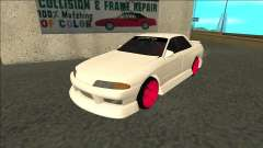 Nissan Skyline R32 Sedan Monster Energy Drift para GTA San Andreas