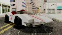 Lego Mach 5