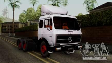 Mercedes-Benz NG 1632 para GTA San Andreas