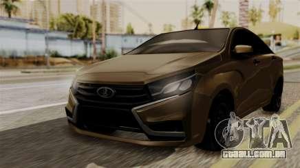 Lada Vesta para GTA San Andreas