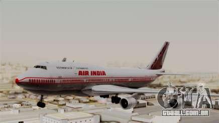 Boeing 747-400 Air India Old para GTA San Andreas