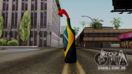 Brasileiro Molotov Cocktail v2 para GTA San Andreas