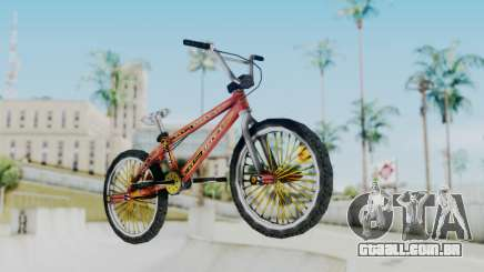 Bike from Bully para GTA San Andreas