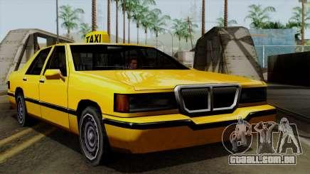 Elegant Taxi para GTA San Andreas