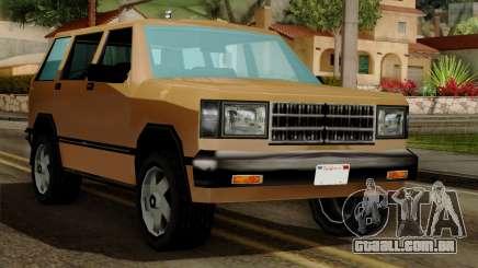 Landstalker from Vice City IVF para GTA San Andreas