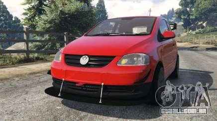 Volkswagen Fox v1.1 para GTA 5