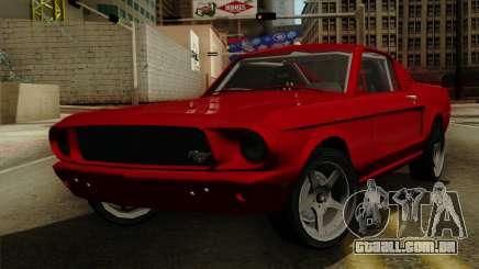 Ford Mustang Fastback para GTA San Andreas