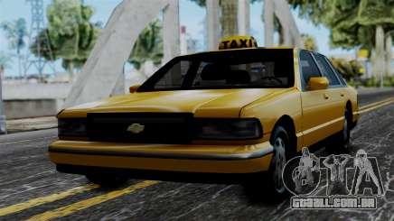 Taxi Casual v1.0 para GTA San Andreas