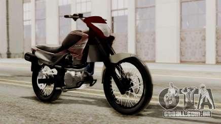 Honda NX400 Falcon para GTA San Andreas
