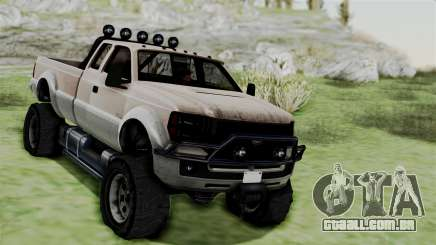 GTA 5 Vapid Sandking para GTA San Andreas